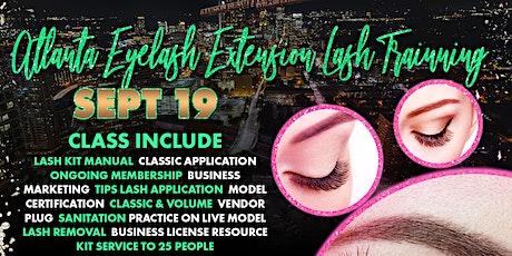 Atlanta, Ga Fabulashbrow Eyelash Extension Workshop+Business Branding tickets