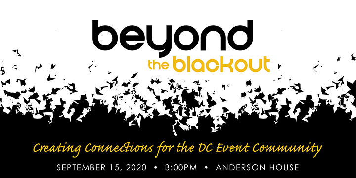 Beyond the Blackout: Creating Connections for the DC Event Community image