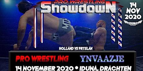 SHOWDOWN 48 | YNVAAZJE | Poppodium Iduna | Tickets GAAN PER 2 tickets