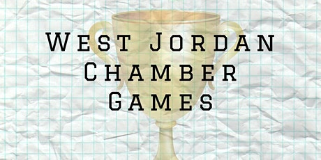 *Chamber Games * Pre-Registration tickets