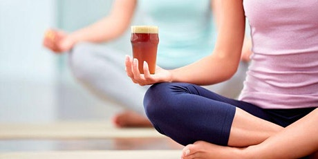 Yoga on Tap tickets