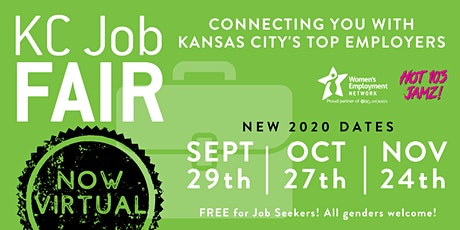 KC Job Fairs 2020 tickets