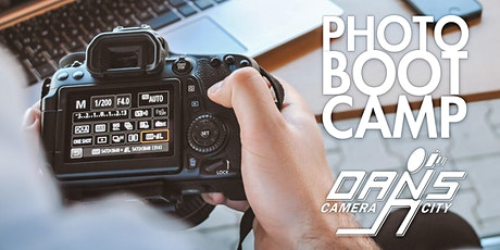 Photography Boot Camp - 11/5 & 11/7 tickets