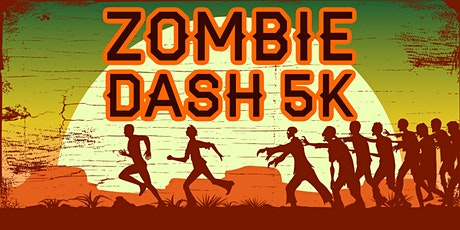 Zombie Dash 5k tickets