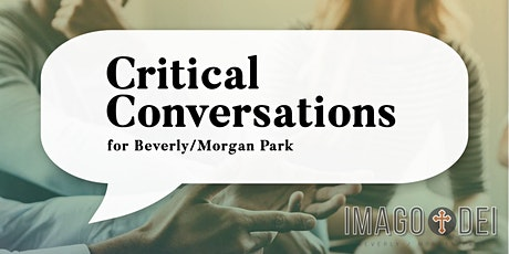Critical Conversations tickets