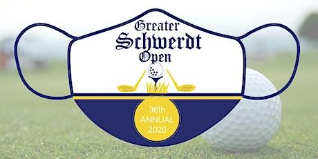 Greater Schwerdt Open tickets