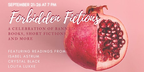 "Bare Book Club Presents ""Forbidden Fictions"" tickets"
