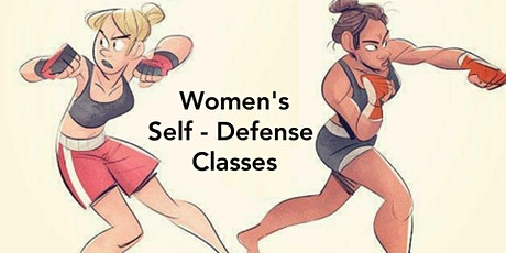 Women's Self Defense Classes tickets