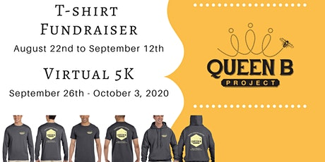 Queen B Project Virtual 5k tickets