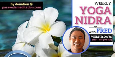 Yoga Nidra class tickets