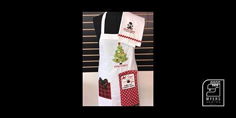 """Make & Take: Kimberbell's """"We Whisk You A Merry Christmas"""" tickets"""
