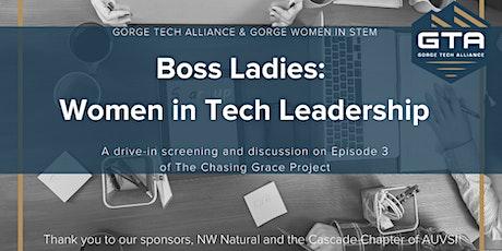 Boss Ladies: Women in Tech Leadership tickets