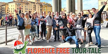 BEST Florence Free Tour (English)10 AM/4:30PM- RENAISSANCE and MEDICI TALES biglietti