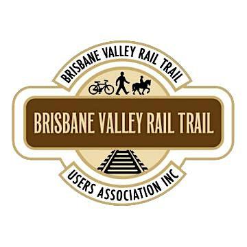 Brisbane Valley Rail Trail Users Association Inc. logo