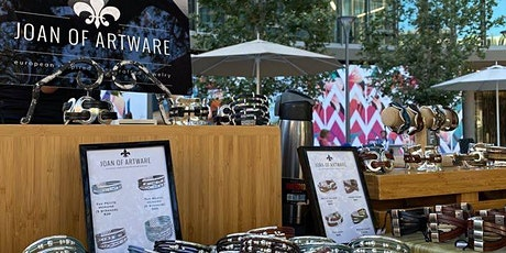 Open-Air Holiday Makers Market - Santana Row A Craft Festival! tickets