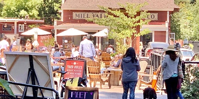 Makers Market Mill Valley Lumber Yard | Open-Air M