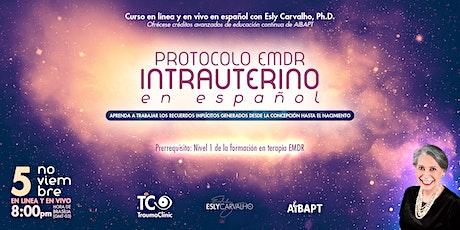 Protocolo EMDR Intrauterino (en español) entradas