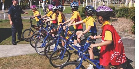 Bicycle Education Redcliffe PCYC.