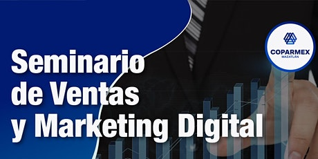Seminario de Ventas y Marketing Digital entradas