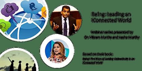 "Be!ng Webinar 2 - Leaders' ""Futures"" Mindset tickets"