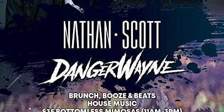 The Sunday Smoke Out Brunch Ft Dangerwaye & Nathan Scott tickets