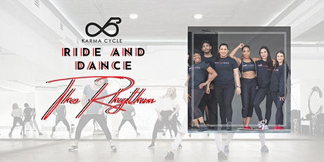 RIDE AND DANCE THE RHYTHM tickets