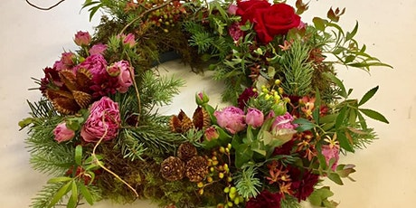 Flower wreath workshop tickets