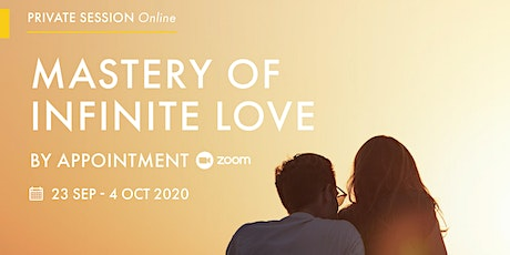 Mastery of Infinite Love Private Consultation with Siobhan Coulter tickets