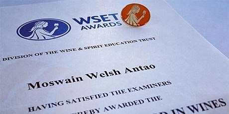 WSET LEVEL 1 WINE COURSE SINGAPORE (Japanese) tickets