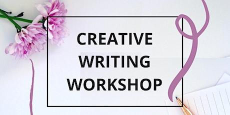 Creative Writing Workshop / Taller de Escritura Creativa tickets
