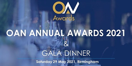 OAN African Business Awards and Gala Dinner 2021 tickets