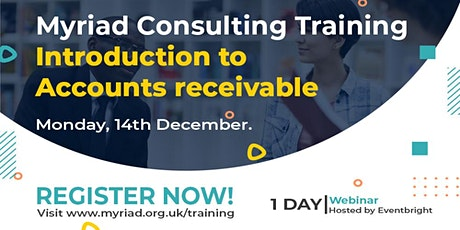 Unit4 ERP Introduction to Accounts Receivable Training Course tickets