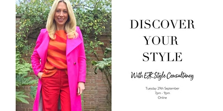 DISCOVER YOUR STYLE tickets