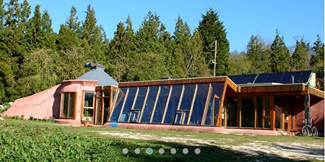 Brighton Reiki Training in the Earthship! Level 1 & 2 combined Certificate tickets