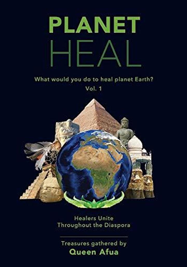 HOLISTIC HARLEM..  Inspiring Healthy Living  Locally & Globally image