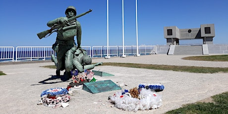D-DAY LIVE - virtual guided tour of Omaha Beach tickets
