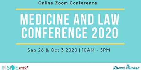 Medicine and Law Conference 2020 tickets