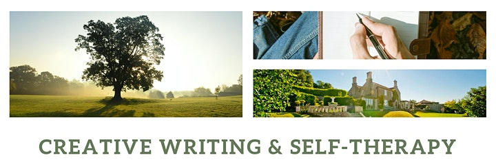 Creative Writing & Self-Therapy: 3-Day Nature-based Workshop Retreat image