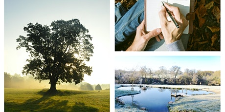 Creative Writing & Self-Therapy: 3-Day Nature-based Workshop Retreat tickets