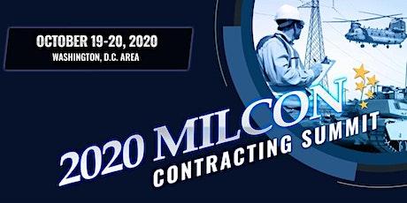 2020 MILCON Contracting Summit tickets