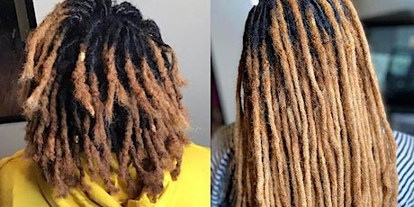 Instant locs & Permanent Loc Extentions intensive Training Course tickets