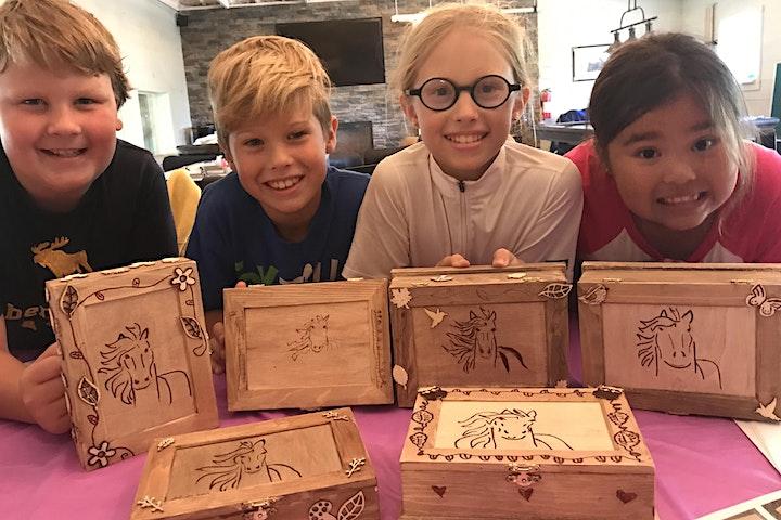 Kids Art Studio (ages 7-13) Tuesdays 4.30pm - 5.30pm image