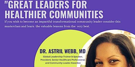 Community Leadership & Transformational PREMIUM Program tickets