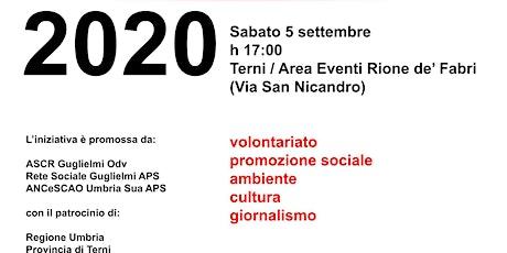 Premio Nicola Marrone per il Sociale 2020 biglietti
