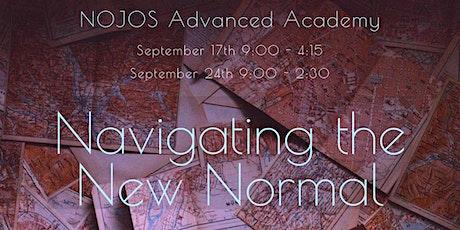 NOJOS Advanced Academy 2020 tickets