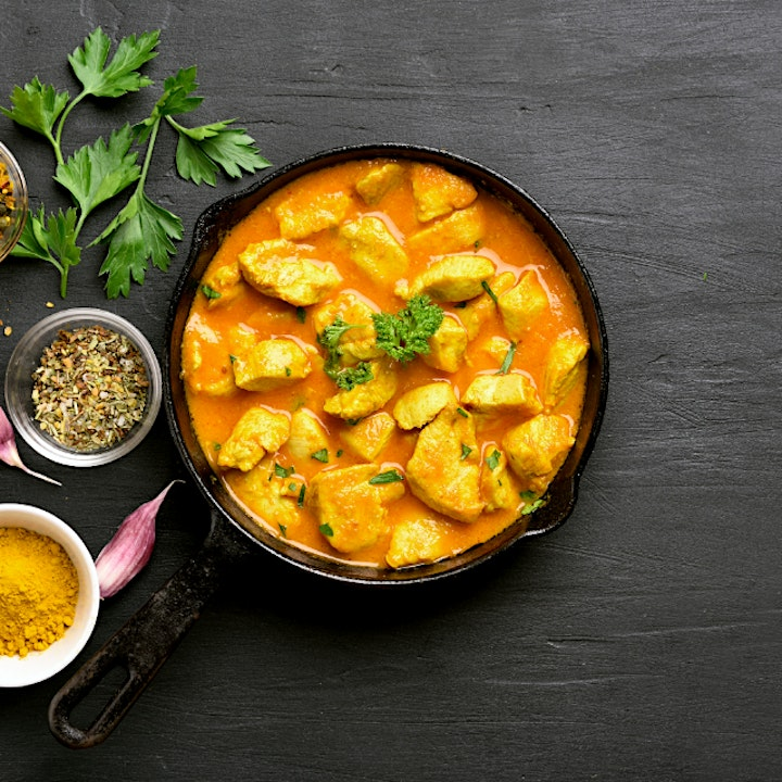 Online Travel Cooking Class Vol. 2 - Nepal image