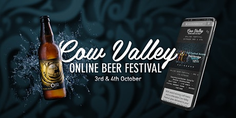 Cow Valley Online Beer Festival tickets