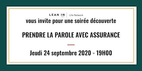 Lean in Lille Network - Soirée Découverte billets