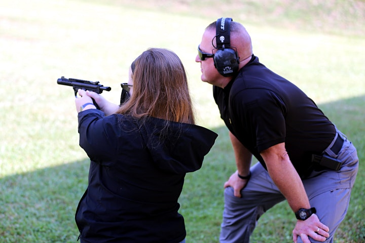Ladies-Only Pistol Safety Training - 2020 image