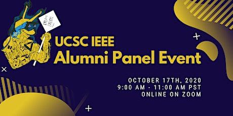 UCSC IEEE Alumni Panel Event tickets